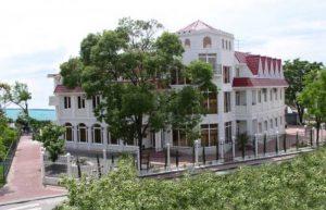 Риф отель бронирование