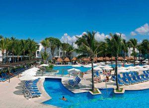 Riu Yucatan бронирование