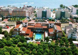 Rose Resort Hotel (ex.Pgs) бронирование