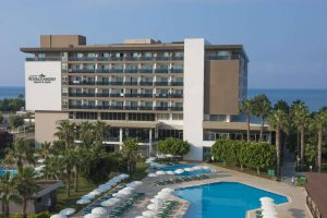 Royal Garden Beach Hotel бронирование