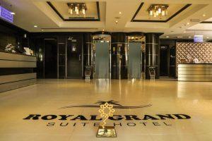 Royal Grand Suite Hotel бронирование