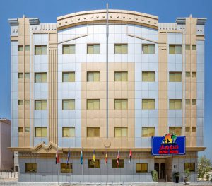 Royal Hotel Sharjah бронирование
