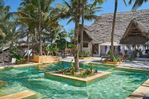 Sahari Zanzibar Beach Hotel Resort бронирование