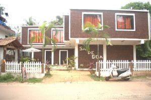 Sal De Goa бронирование