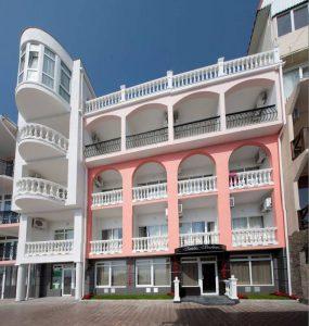Санта Барбара отель бронирование