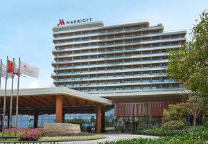 Sanya Marriott Hotel Dadonghai Bay Overseas бронирование