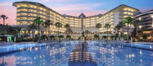 Saphir Resort & Spa бронирование