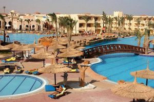 Sea Beach Resort & Aqua Park бронирование