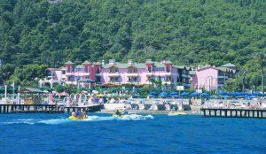 Sea Gull Hotel бронирование