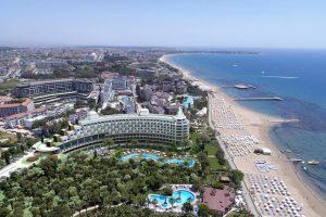 Seaden Quality Resort & Spa бронирование