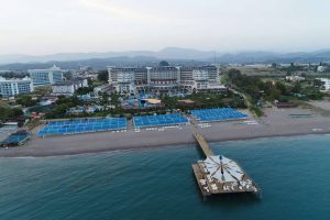 Seaden Sea Planet Resort & Spa бронирование