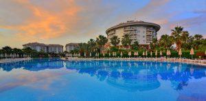 Seaden Sea World Resort & Spa бронирование