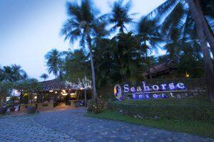 Seahorse Resort & Spa бронирование