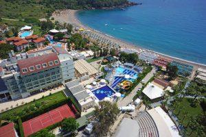 Sealife Buket Beach Hotel бронирование