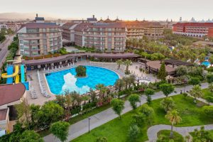 Seamelia Beach Resort Hotel & Spa бронирование