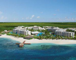 Secrets SilverSands Riviera Cancun бронирование