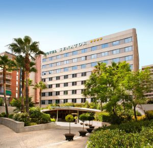 Senator Barcelona Spa Hotel бронирование
