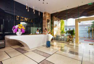 Senia Hotel бронирование