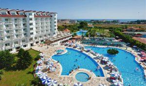 Serenis Resort Hotel бронирование