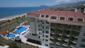 Sey Beach Hotel & Spa бронирование