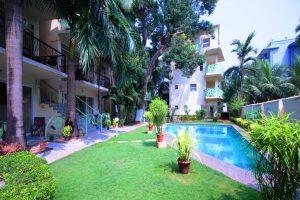 Sharanam Green Resort бронирование