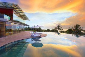 Sheraton Bali Kuta Resort бронирование