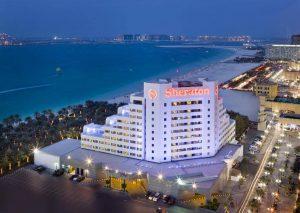 Sheraton Jumeirah Beach Resort бронирование