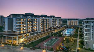 Sherwood Suites Resort бронирование
