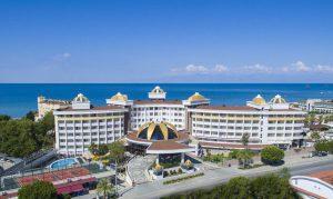 Side Alegria Hotel & SPA бронирование