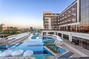 Side Glamour Resort & Spa бронирование