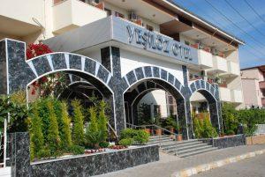 Side Yesiloz Hotel бронирование