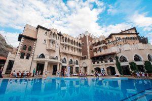 Soldaya Grand Hotel & Resort бронирование