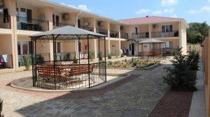 Солнечная долина отель бронирование