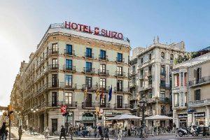 Suizo Hotel бронирование