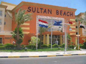 Sultan Beach Hotel бронирование