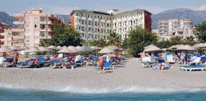 Sun Fire Beach Hotel бронирование