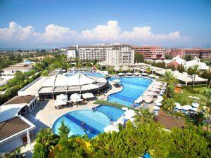 Sunis Elita Beach Resort Hotel & SPA бронирование