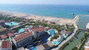 Sunis Evren Beach Resort & Spa бронирование