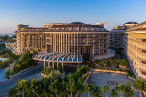 Sunmelia Beach Resort Hotel & SPA бронирование
