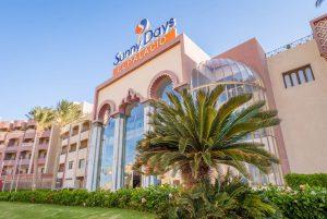 Sunny Days El Palacio Resort & Spa бронирование