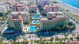 Sunstar Beach Hotel бронирование