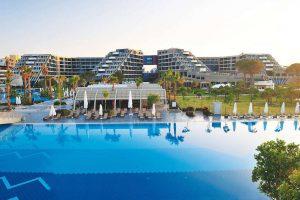 Susesi Luxury Resort бронирование