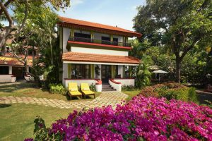 Taj Holiday Village Resort & Spa бронирование