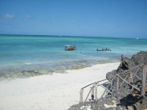 Tanzanite Beach бронирование