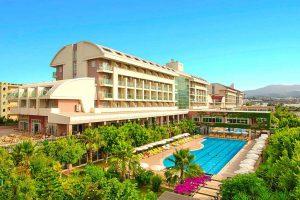 Telatiye Resort Hotel бронирование