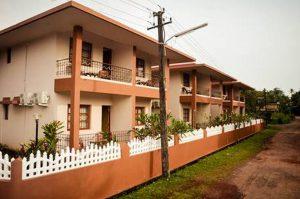 The Goan Courtyard Hotel бронирование