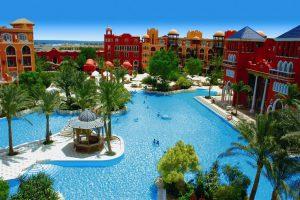 The Grand Resort Hurghada бронирование