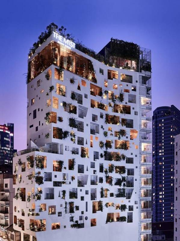 The Myst Dong Khoi Hotel бронирование