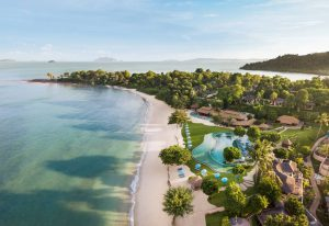 The Naka Island A Luxury Collection Resort & Spa бронирование