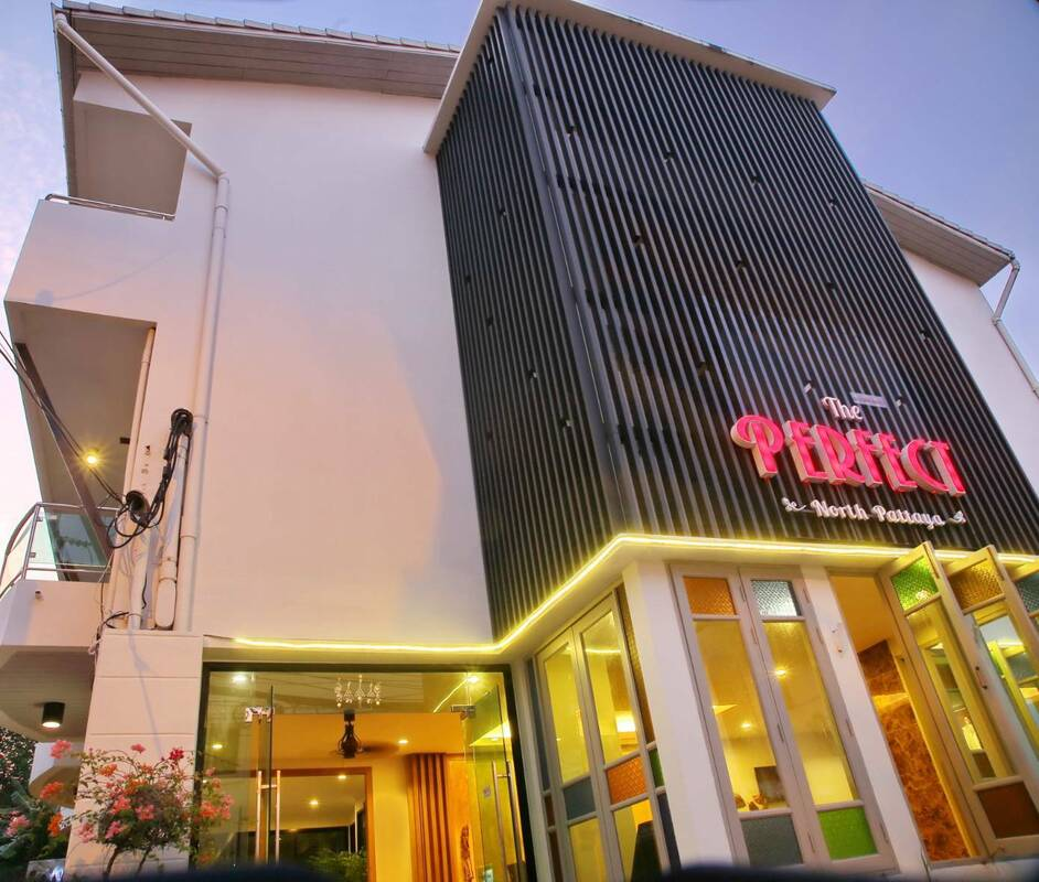 The Perfect Boutique Hotel бронирование